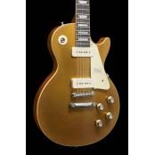 Gibson Custom 68 Les Paul Std 50th Anniversary Heavy Aged 60s Gold