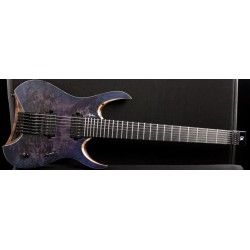 Mayones Hydra 7 Elite Purple Blue Burst
