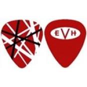 Van Halen zeer exclusief plectrum 2-zijdig