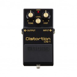 Boss 40th anniversary DS-1 distortion