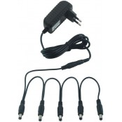 Warwick Rock Power Supply Combo Pack All 5