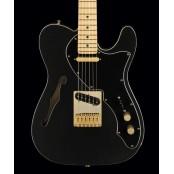 Fender LTD DLX TELE TL BLACK GLD HWR