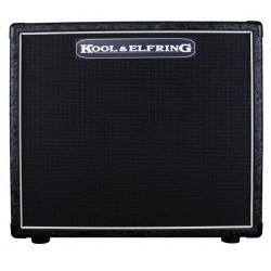 Kool & Elfring 112 lw black rose tolex
