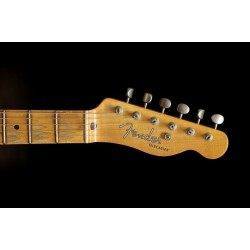 Fender Custom Shop 50s Telecaster Thinline Journeyman Relic Ltd Ed