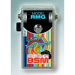 Bsm RMG Treble Booster Sign