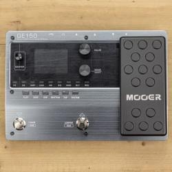 Mooer GE150 multi effect/modeling amp/IR cabinet loader/Rythm box
