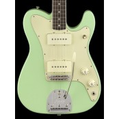 Fender Jazz Tele RW Sea Foam Green