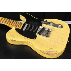 Fender Custom Shop 51 Nocaster Heavy Relic LTD Faded Nocaster Blonde