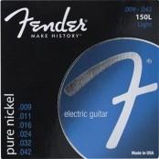 Fender snaren 150L pure nickel