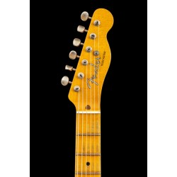 Fender Custom Shop 52 Telecaster Heavy Relic White Blonde MN