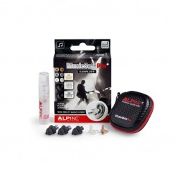 Alpine MusicSafePro High Fidelty Hearing Protection transparant