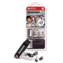 Alpine Musicsafe Pro Earplugs White