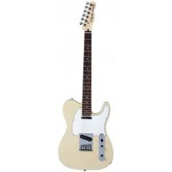 Fender Squier Tele Standard rw VBL