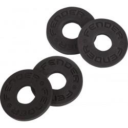 Fender Strap Blocks 4-Pack, Black
