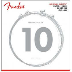 Fender Original Bullet™ 3150R, Pure Nickel, Gauges .010-.046 (6)