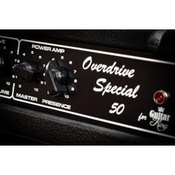 Guitarking OD Special 50 Watt 2 Channel Head 2 channel Fet/Boost