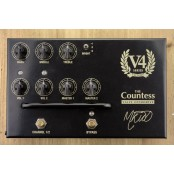 Victory Countess All Valve Pedal Preamp, 4 valves