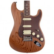 Fender Strat Old-Growth Redwood occasion, mint