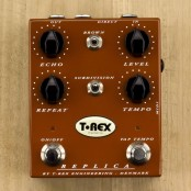 T-Rex replica tap delay