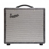 Supro Comet 110 Tube Amplifier including footswitch