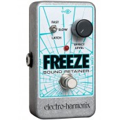 Electro-Harmonix freeze infinite sustain pedal