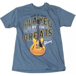 Gibson Played By The Greats T (Indigo), M