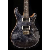 PRS Custom 24 Charcoal Flame Maple Top Pattern Thin