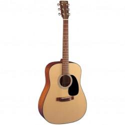 Martin gitaar folk D-18 Sitka Spruce Top, S/B  Solid Geniune Mahogany icl.case