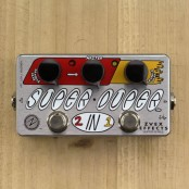 Z-Vex Super Duper 2-in-1 (Vexter) Booster