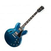Gibson Custom Shop ES-335 Block Candy Apple Blue Heavy Aged