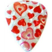 Little Hearts plectrum