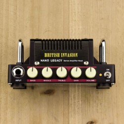 Hotone British Invasion Nano Amp Head