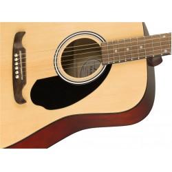Fender FA-125 Dreadnought Akoestische Gitaar w/bag Walnut Fingerboard Natural