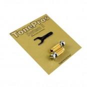 Tonepros Locking Studs US Chrome