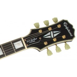 Epiphone Ltd Ed Inspired by 1955 Les Paul Custom Outfit