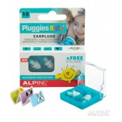 Alpine Pluggies Kids Earplugs (3-12 years)