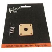 Gibson Plastic Jack Plate (Crème)
