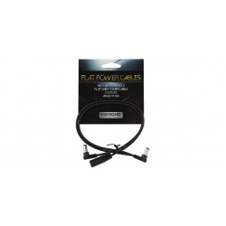 RockBoard flat daisy chain cable 2 outputs haaks 30cm