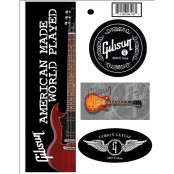 Gibson Vinyl Stickers 2 sets