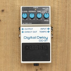 Boss DD-3T Digital Delay w/ Tap Tempo