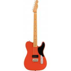 Fender Noventa Telecaster, Maple Fingerboard, Fiesta Red