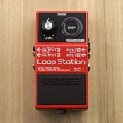 Boss RC1 Loopstation