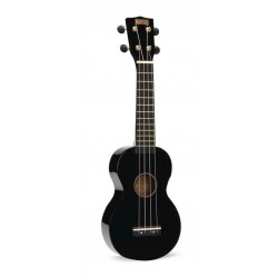 Mahalo Ukulele Black with bag