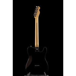 Fender AM standard Telecaster black mn Used 2015 mint condition
