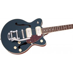 Gretsch G2655T-P90 Streamliner Center Block Jr. Double-Cut P90 with Bigsby Two-Tone Midnight Sapphir