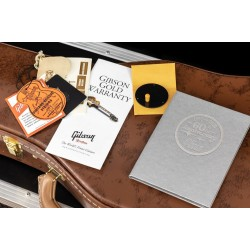 Gibson Custom 60th Anniversary 1960 Les Paul Standard V2 Orange Lemon Fade