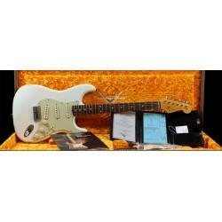 Fender Custom Shop '60 Stratocaster Relic Olympic White