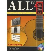 Cees Hartog All in one gitaar