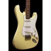 Fender Custom Shop Strat 69 Relic Rev Headstock