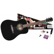 Fender CD60 Pack Black